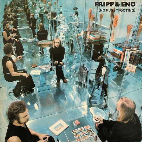 Robert Fripp & Brian Eno ‎– (No Pussyfooting) - new vinyl