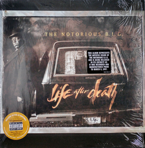 The Notorious B.I.G. ‎– Life After Death