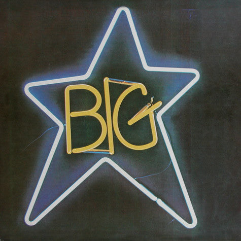 Big Star ‎– #1 Record - new vinyl