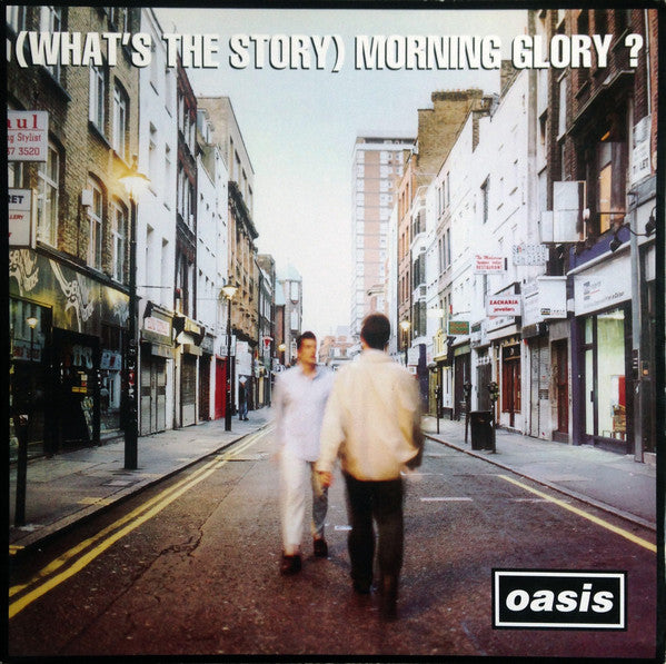 Oasis ‎– (What's The Story) Morning Glory? - new vinyl