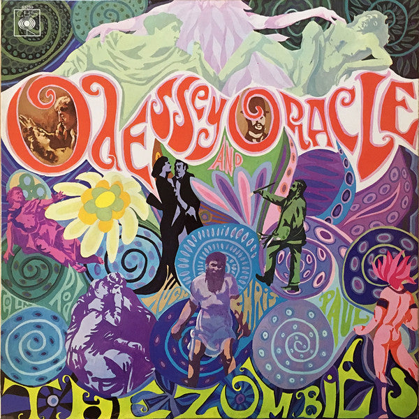 The Zombies ‎– Odessey And Oracle - new vinyl