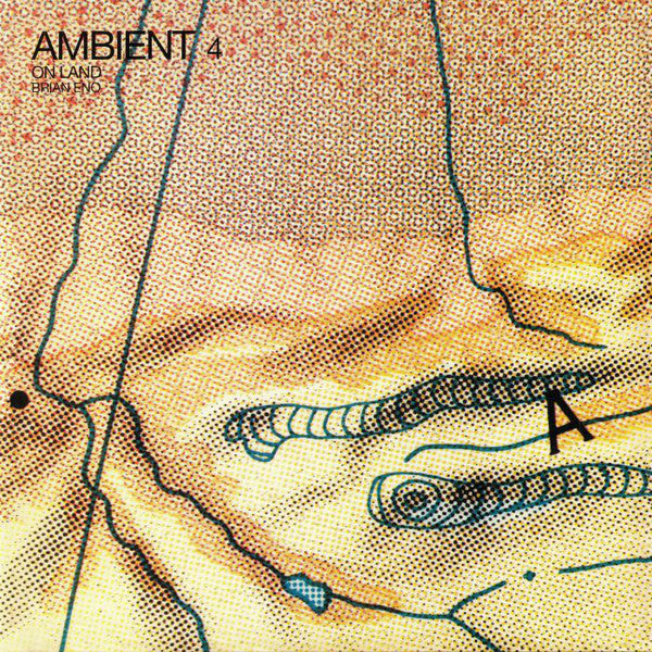 Brian Eno ‎– Ambient 4 (On Land) - new vinyl