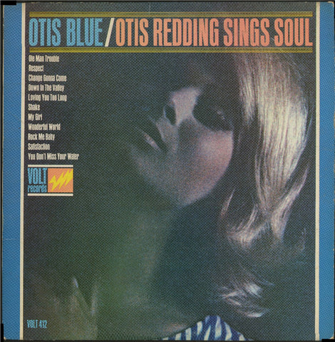 Otis Redding ‎– Otis Blue / Otis Redding Sings Soul - new vinyl