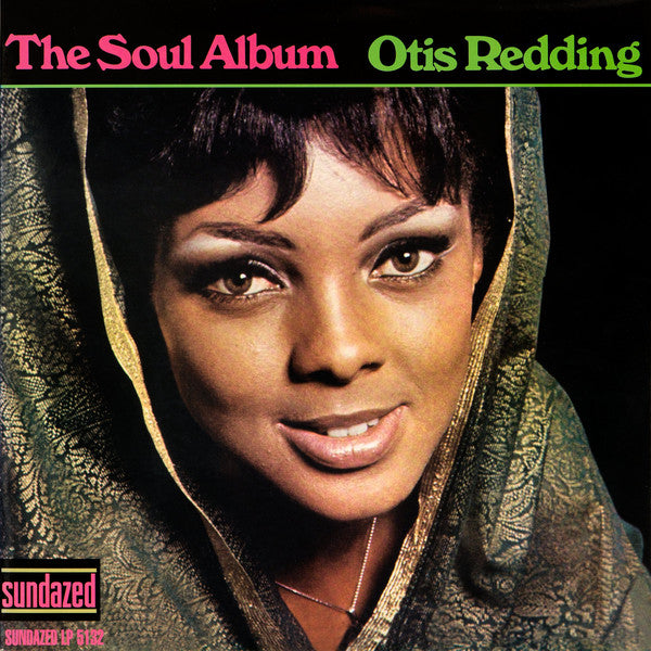 Otis Redding ‎– The Soul Album - new vinyl
