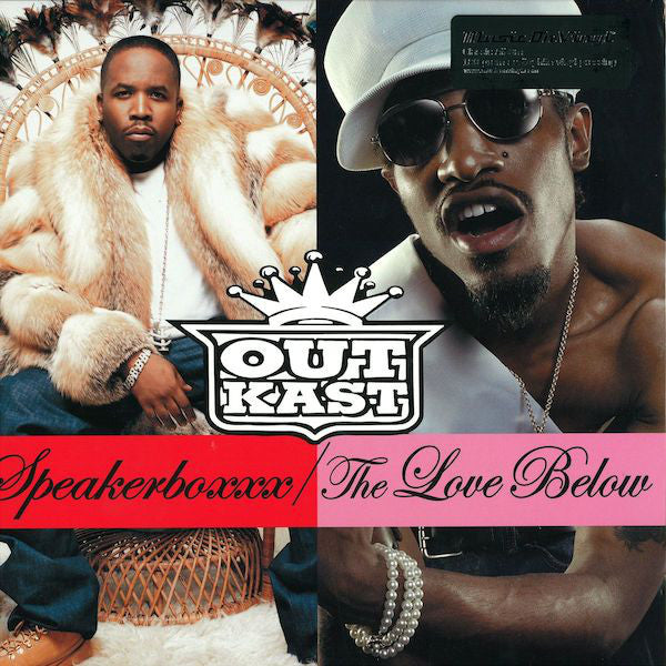 Outkast - Speakerboxxx/The Love Below - new vinyl