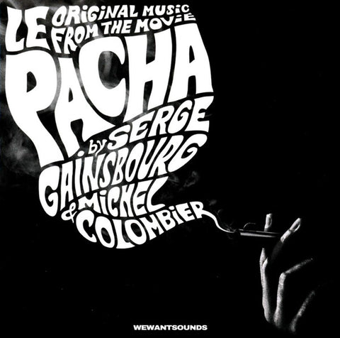 Serge Gainsbourg & Michel Colombier ‎– Le Pacha (Original Music From The Movie) - new vinyl