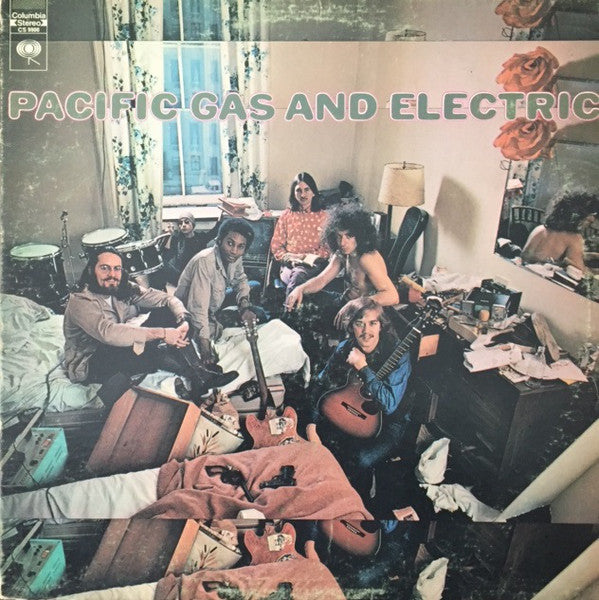 Pacific Gas And Electric ‎– Pacific Gas And Electric - USED VINYL