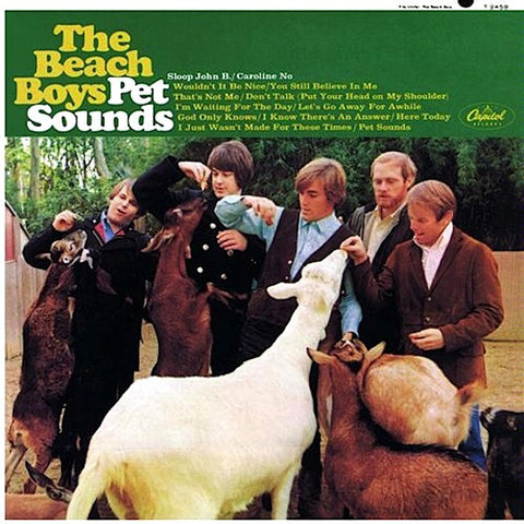 Beach Boys - Pet Sounds MONO - new vinyl