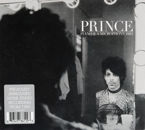 Prince ‎– Piano & A Microphone 1983 - new vinyl