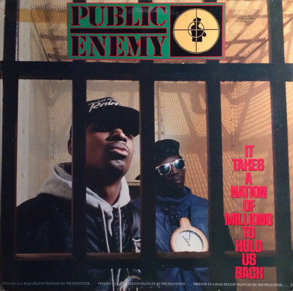 Public Enemy - It Takes A Nation Of Millions To Hold Us Back - new vinyl