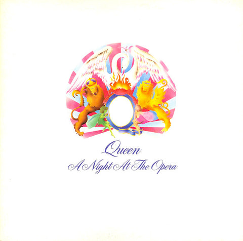 Queen ‎– A Night At The Opera - new vinyl