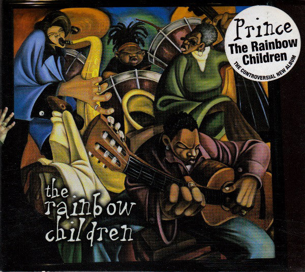 Prince ‎– The Rainbow Children - new vinyl