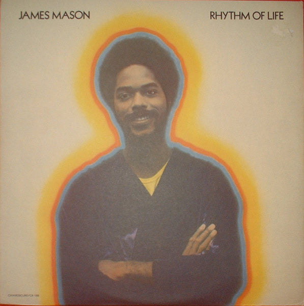 James Mason ‎– Rhythm Of Life - new vinyl