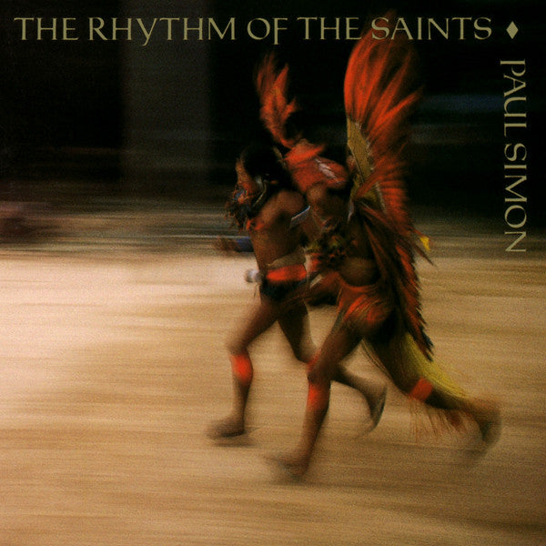 Paul Simon ‎– The Rhythm Of The Saints - new vinyl