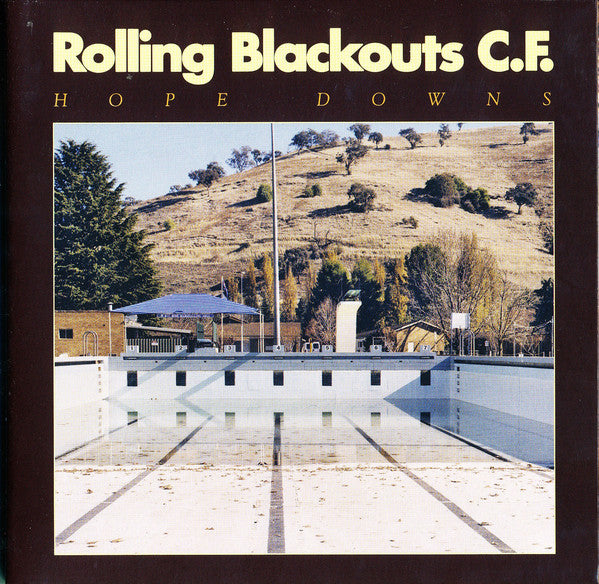 Rolling Blackouts C.F. ‎– Hope Downs - new vinyl