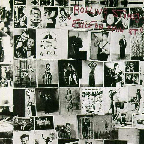 The Rolling Stones ‎– Exile On Main St. - USED VINYL