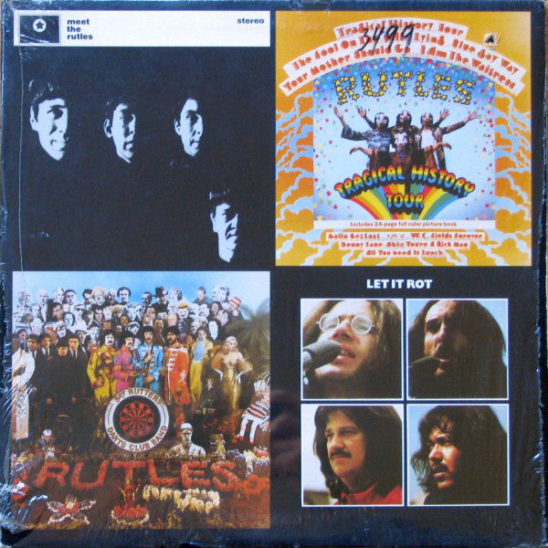 The Rutles ‎– The Rutles - USED VINYL