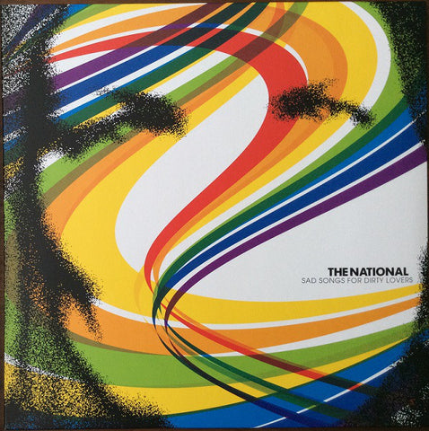 The National ‎– Sad Songs For Dirty Lovers - new vinyl