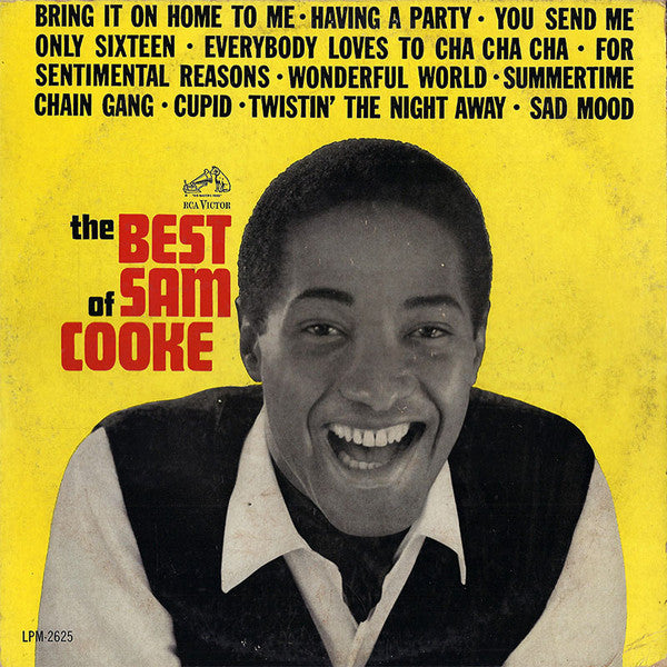 Sam Cooke ‎– The Best Of Sam Cooke - new vinyl