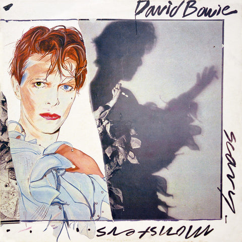 David Bowie ‎– Scary Monsters - new vinyl