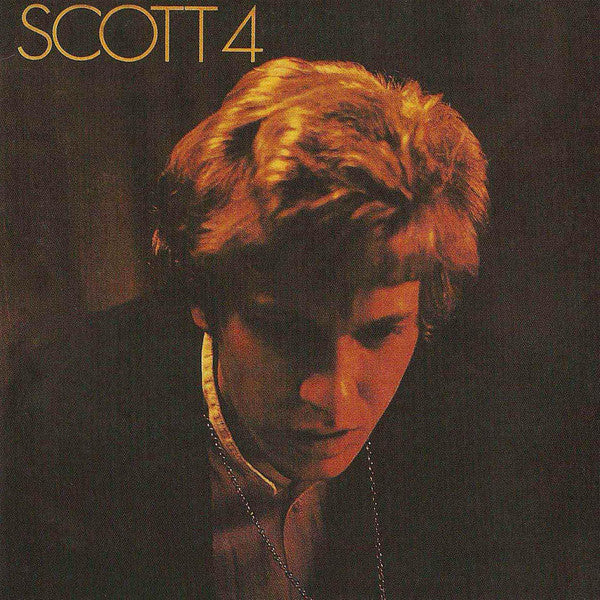 Scott Walker ‎– Scott 4 - new vinyl