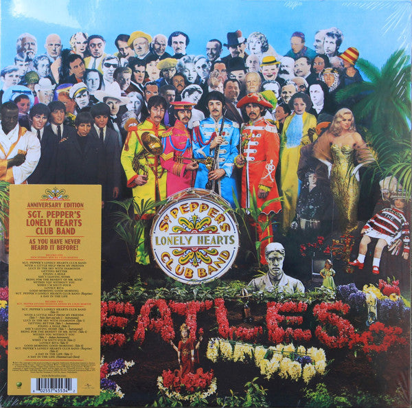The Beatles ‎– Sgt. Pepper's Lonely Hearts Club Band 2017 STEREO MIX - new vinyl