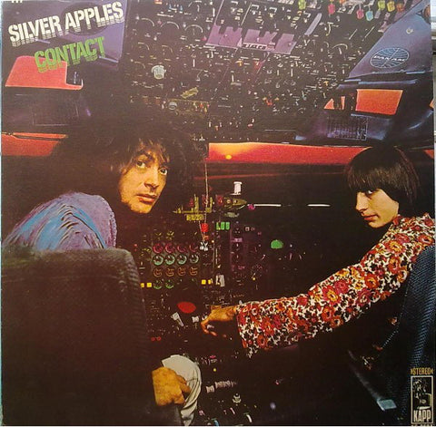 Silver Apples ‎– Contact - new vinyl
