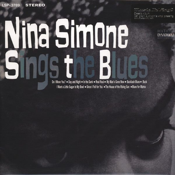 Nina Simone ‎– Nina Simone Sings The Blues - new vinyl