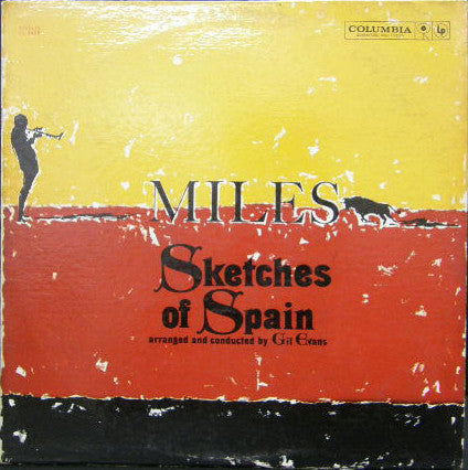 Miles Davis ‎– Sketches Of Spain - new vinyl