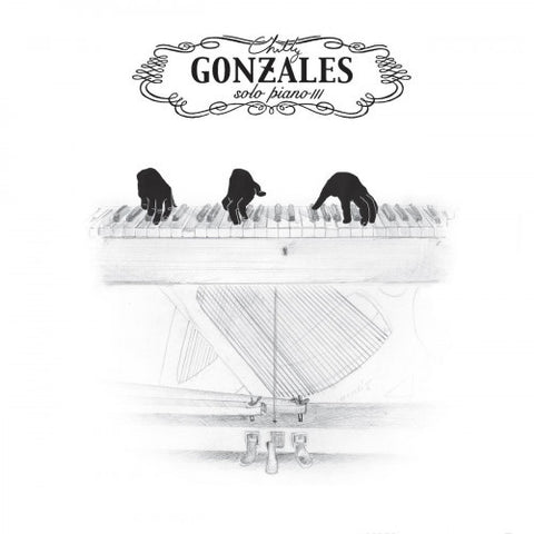 Chilly Gonzales ‎– Solo Piano III - new vinyl