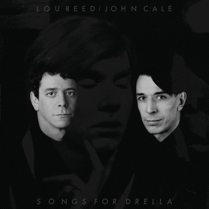 Lou Reed / John Cale ‎– Songs For Drella - new vinyl