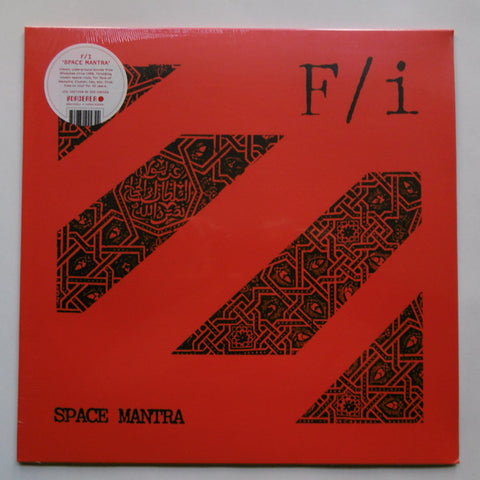 F/i ‎– Space Mantra - USED VINYL