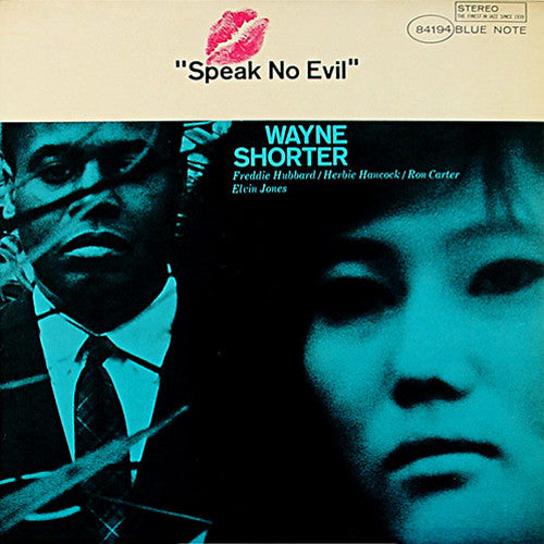 Wayne Shorter ‎– Speak No Evil - new vinyl