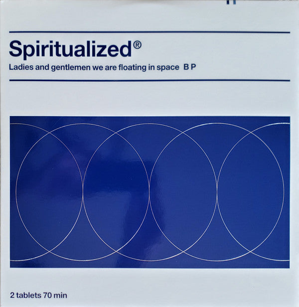 Spiritualized  ‎– Ladies And Gentlemen We Are Floating In Space - USED vinyl