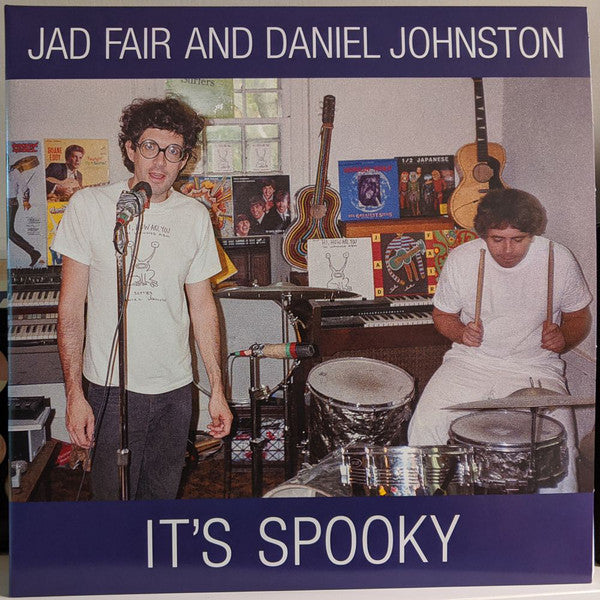 Jad Fair And Daniel Johnston ‎– It's Spooky - new vinyl