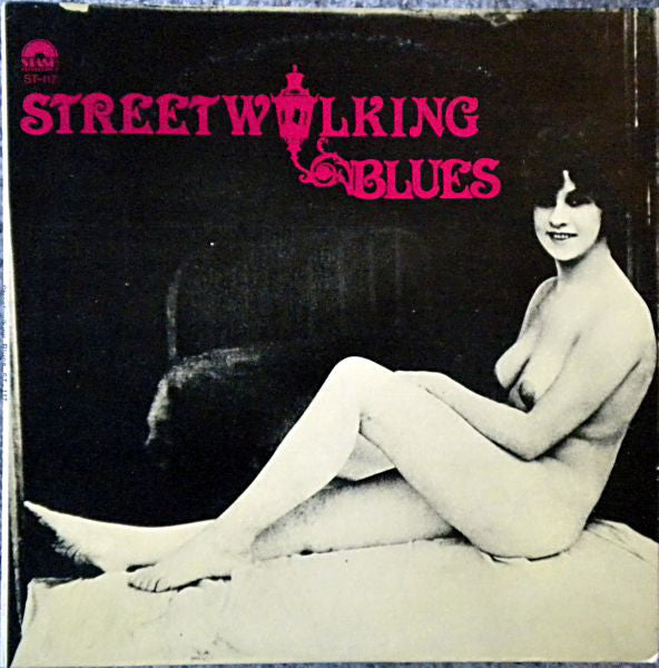 Various ‎– Streetwalking Blues - used vinyl