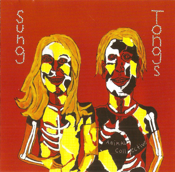 Animal Collective - Sung Tongs - new vinyl