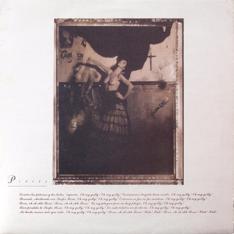 Pixies ‎– Surfer Rosa - new vinyl