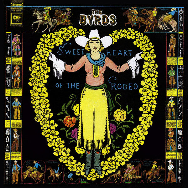 The Byrds ‎– Sweetheart Of The Rodeo - new vinyl