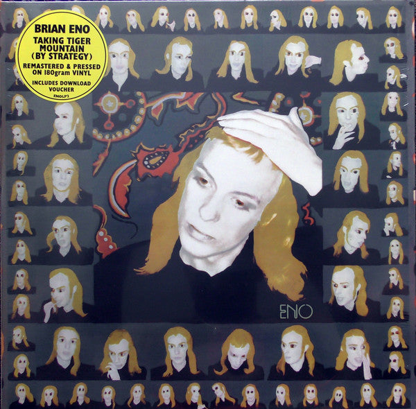 Brian Eno - Taking Tiger Mountain (by strategy) - new vinyl