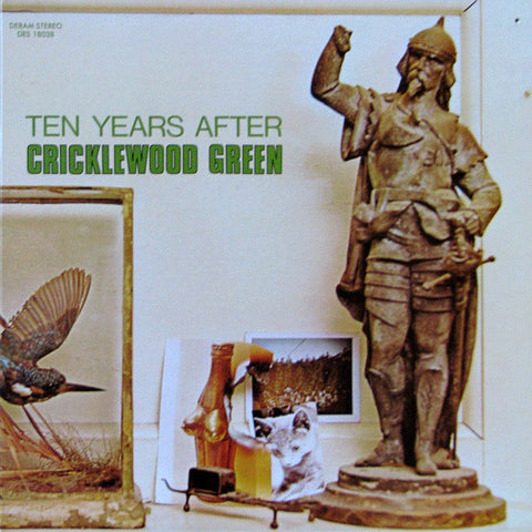 Ten Years After – Cricklewood Green - USED VINYL