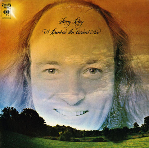 Terry Riley ‎– A Rainbow In Curved Air - new vinyl