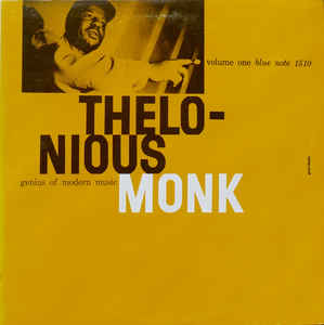 Thelonious Monk ‎– Genius Of Modern Music Vol 1 - new vinyl