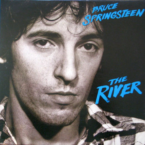 Bruce Springsteen ‎– The River - used vinyl