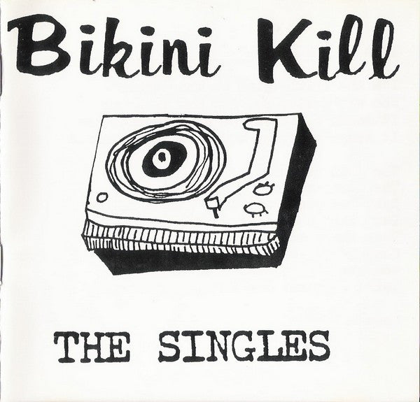 Bikini Kill - The Singles - new vinyl