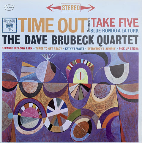 The Dave Brubeck Quartet ‎– Time Out - USED VINYL