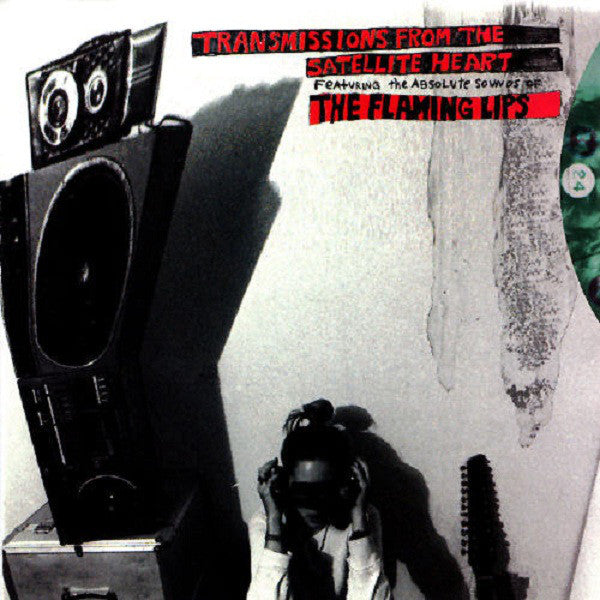 The Flaming Lips ‎– Transmissions From The Satellite Heart - new vinyl
