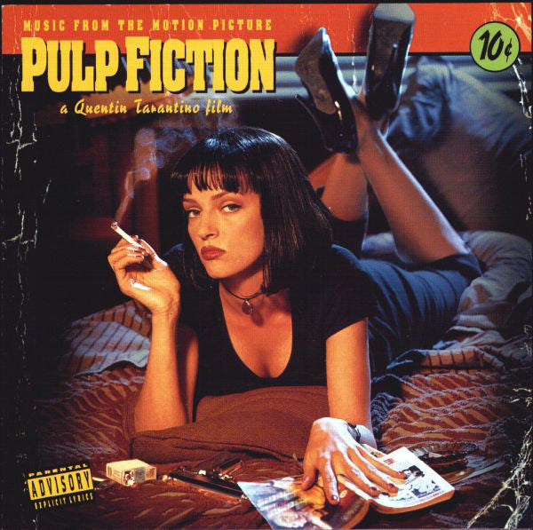 Various ‎– Pulp Fiction (Music From The Motion Picture)- new vinyl