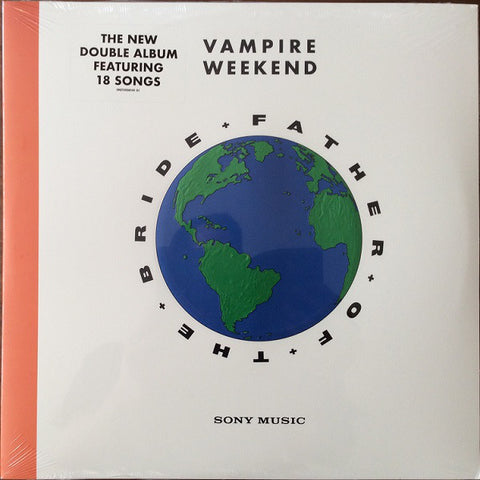 Vampire Weekend ‎– Father Of The Bride - new vinyl