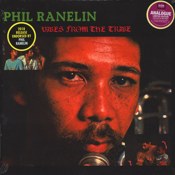 Phil Ranelin ‎– Vibes From The Tribe - new vinyl